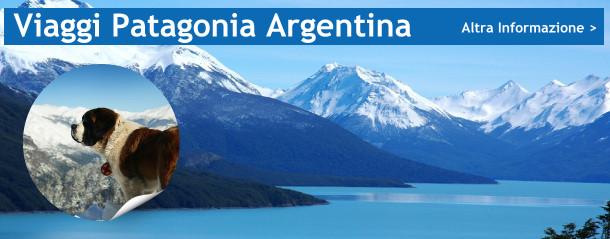Viaggio patagonia Argentina
