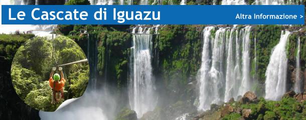 Viaggi Le Cascate di Iguazu